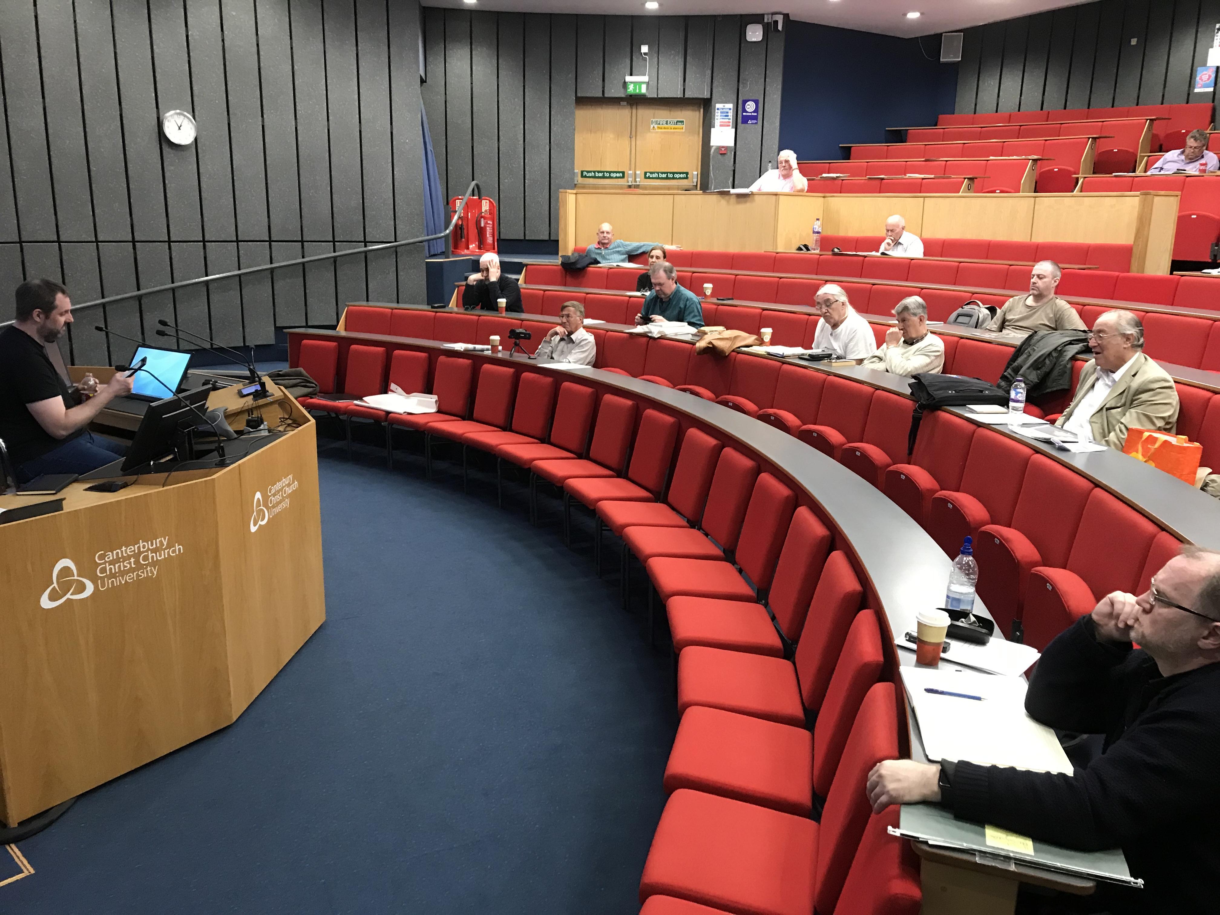 Dealey Plaza UK Canterbury 2019 Seminar