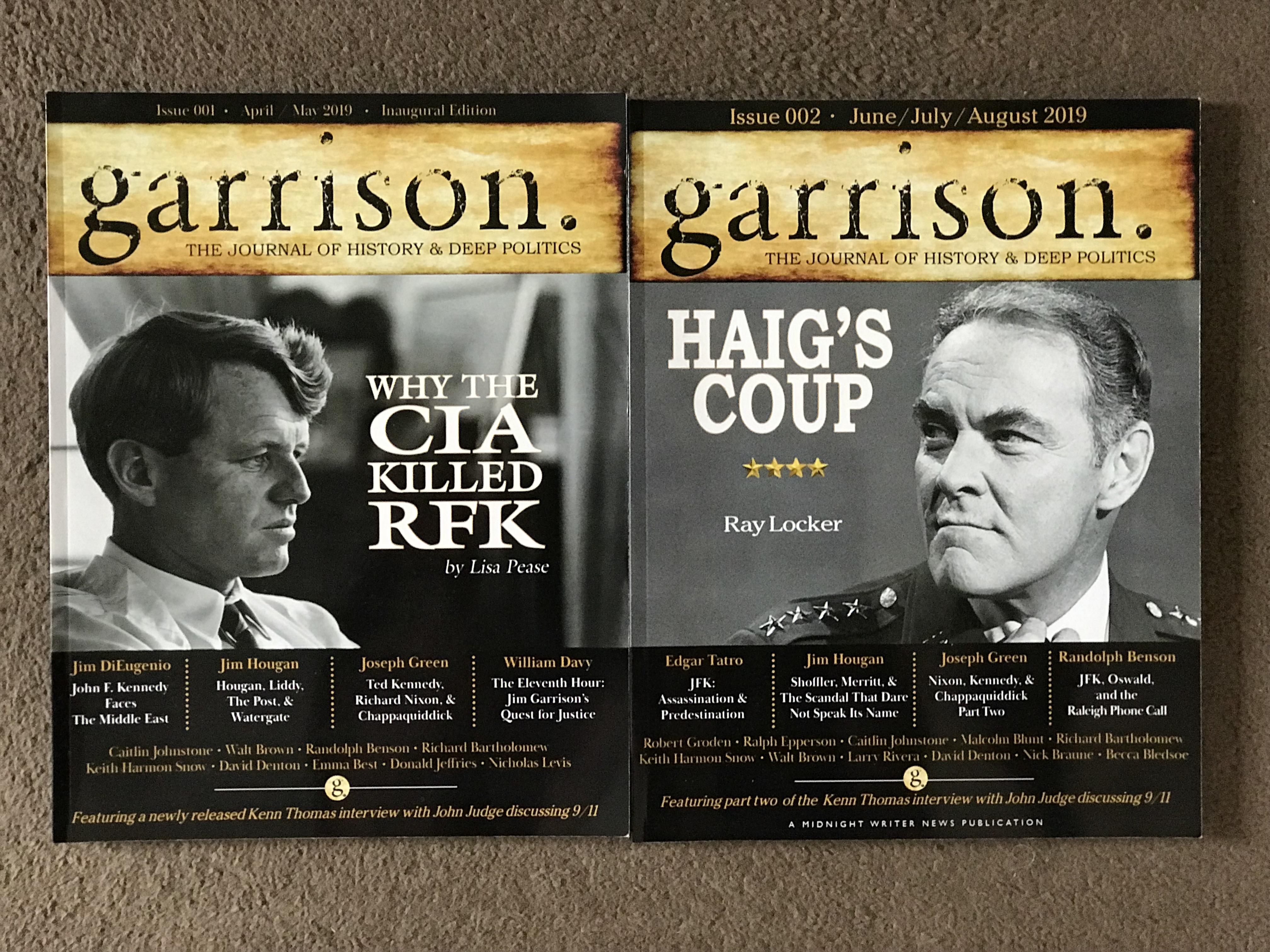 Garrison Magazine