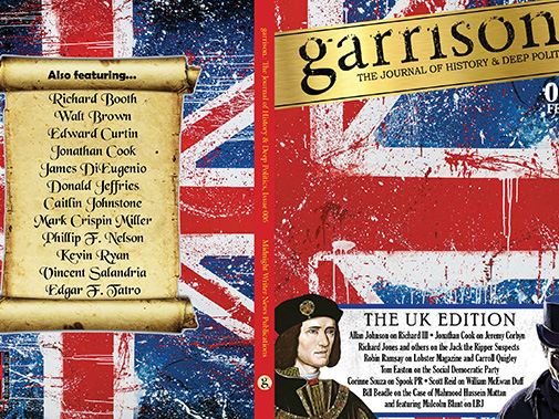 Garrison Magazine – The UK Edition